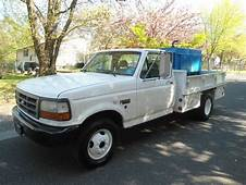 Sell Used 1995 Ford F 350 Dually Flatbed With Miller Big