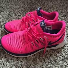 70 nike shoes nike free run 5 0 neon pink purple