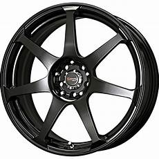 Drag Wheels by 1 New 18x7 5 45 Offset 5x100 5x114 3 Drag Dr 33 Black