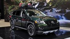 2019 nissan pathfinder 2019 nissan pathfinder rock creek edition live from the