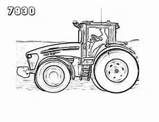 einzigartig malvorlage traktor mit frontlader top