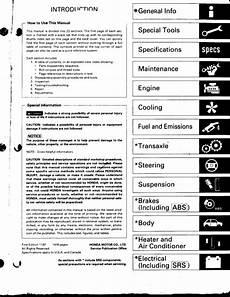service and repair manuals 1992 acura integra head up display 1999 acura integra service repair manual