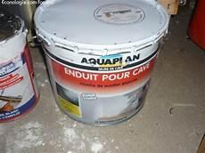 Humidit 233 De Cave Hydrofuge Sikalite Rectavit Ou Aquaplan