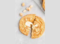 orange macadamia nut cookies_image
