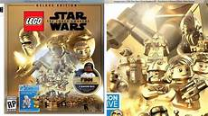lego wars the awakens deluxe