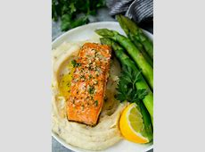 seared salmon salad_image