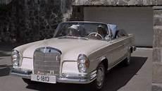 imcdb org 1962 mercedes 220 se cabriolet b w111 in