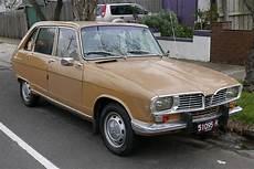 Production Hatchback 1970 Renault 16 Ts