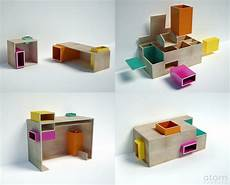 serie mobilier pour enfant 2011 atom graphic
