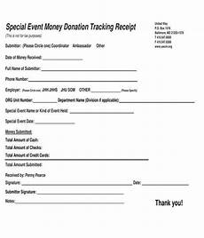 free 9 event receipt forms in pdf