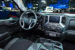 New Gmc Sierra 2019 Interior  GMC Cars Review Release