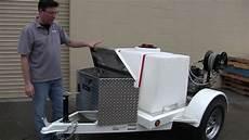 mobile auto mobile auto detailing trailer compact pro 5800 deluxe