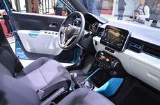 Probesitzen In Suzuki Ignis Alles Auto