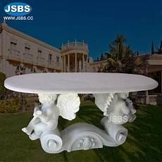 Ronde Table Basse En Marbre Avec Ange Statue Buy Table