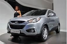 Car Model 2012 Hyundai Ix35