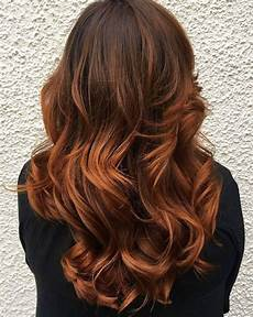 couleur caramel cheveux brun 33 copper balayage ideas for 2017 balayage hair