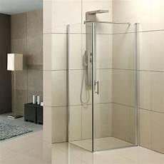duschabtrennung aus glas duschabtrennung glas megabad