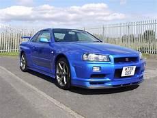 2000 Nissan Skyline R34 Gtr 6 Speed Manual Jm Imports