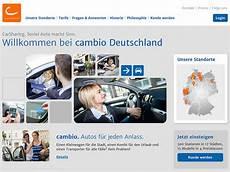 Cambio Erfahrungen Preise Carsharing Checker