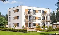 Mehrfamilienhaus Mit 6 Wohneinheiten Haas Fertighaus