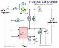 6v Battery Charger Circuit Diagram Circuit Diagram Images