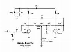 maestro fuzz tone original schematics fz1 and fz1 a distortion pedals in 2018 pinterest