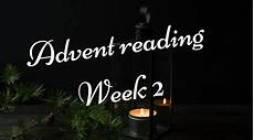 advent candle reading week 2