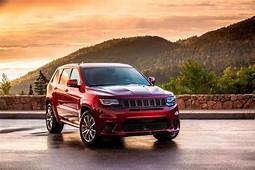 2018 Jeep Grand Cherokee Trackhawk ReviewTrims Specs And
