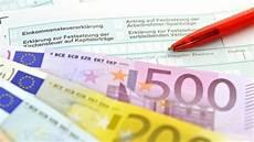 Geld Verschenken Steuer - steuerr 252 ckzahlung tipps f 252 r die steuerr 252 ckerstattung