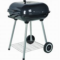 barbecue 224 charbon de bois 47 x 47 cm barbecue charbon