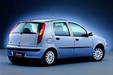 Fiche Technique Fiat Punto Ii 1 2 60ch Elx 5p 2002