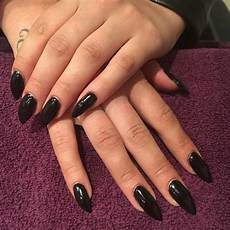 49 black nail art designs ideas design trends