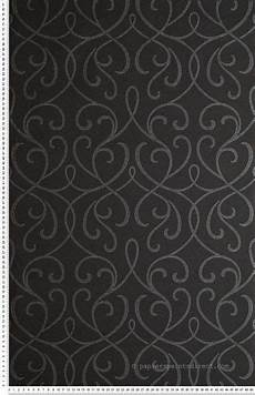 papier peint baroque papierpeint9 papier peint baroque noir