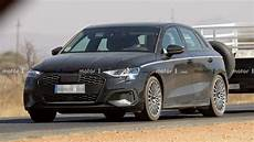 2020 Audi A3 Fully Exposed In New