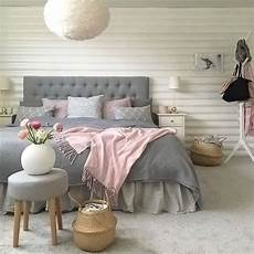 Bedroom Ideas Grey Pink And White by A Gorgeous Grey White And Pink Bedroom By Room Interior