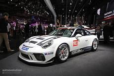 2017 Porsche 911 Gt3 Cup Racecar Is A Motorcycle