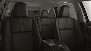 2019 Toyota Highlander Interior Images  Cars