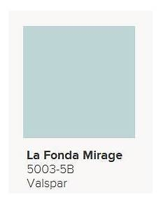 valspar s quot la fonda mirage quot color inspired by a national