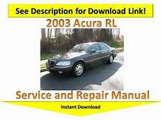 motor auto repair manual 2003 acura rl engine control 2003 acura rl repair manual youtube