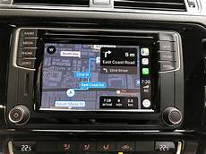 Vw Owners Now Get Apple Carplay Android Auto On Your