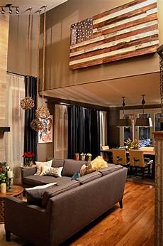 how to decorate high ceilings high ceiling living room