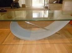 Used Glass Coffee Table