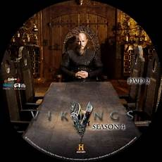 vikings season 4 disc 2 dvd covers labels by covercity