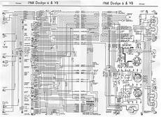 1968 dodge carburetor wiring diagram dodge charger 1968 6 and v8 complete electrical wiring diagram all about wiring diagrams