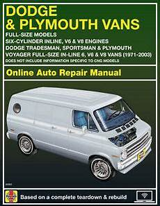 online auto repair manual 1992 dodge d250 electronic 1972 dodge b100 van haynes online repair manual select access ebay