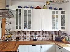 fliesen landhausstil küche galerie fotos mexikanische waschbecken fliesen