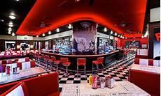 American Diner Einrichtung - diner m 246 bel bel air hellwig 50 s retrolook