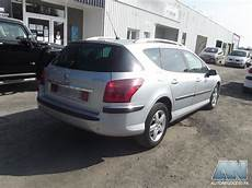 peugeot 407 sw 1 6 hdi 110 ch automobiles
