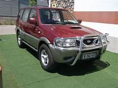 4x4 Nissan Terrano 2 2 7litres Nissan Vo677 Garage All