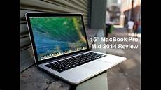 macbook pro 15 inch retina review 2015